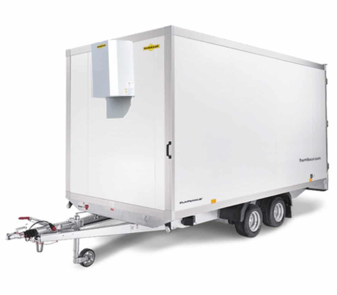 5.0m fridge trailer for hire