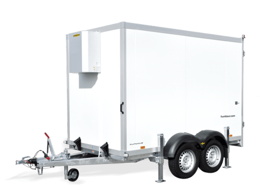 A premium fridge trailer from Coldtraila