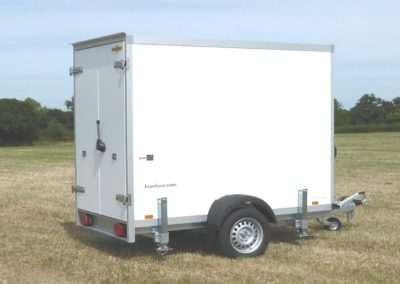 2.5m Cool-Plus refrigerated trailer