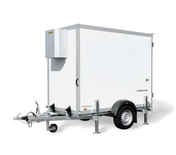 2.5m Cool-Plus fridge trailer