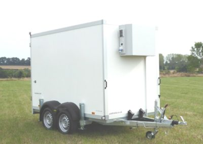 3m Cool-Plus refrigerated trailer