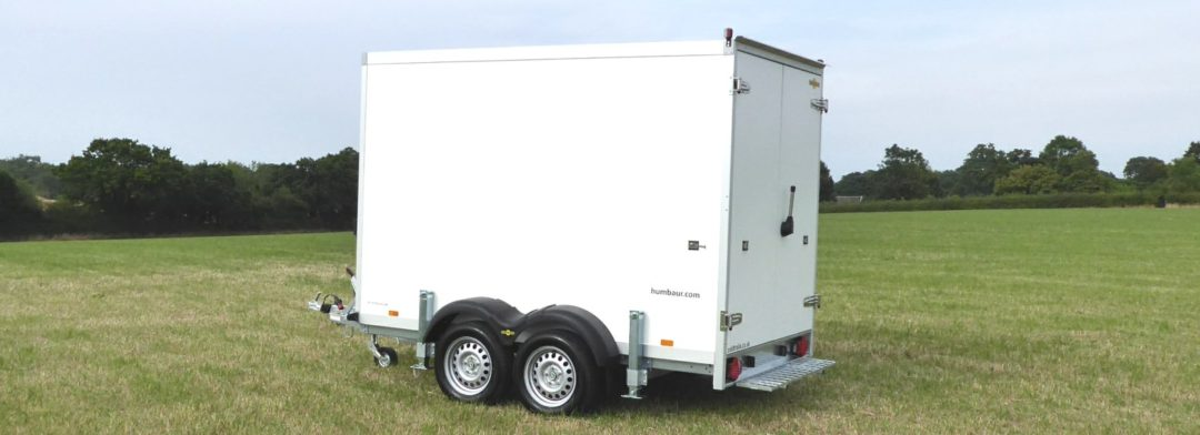 3.0m Cool-Plus fridge trailer