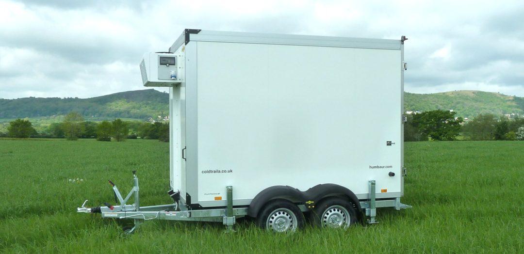 3.0m freezer trailer to rent