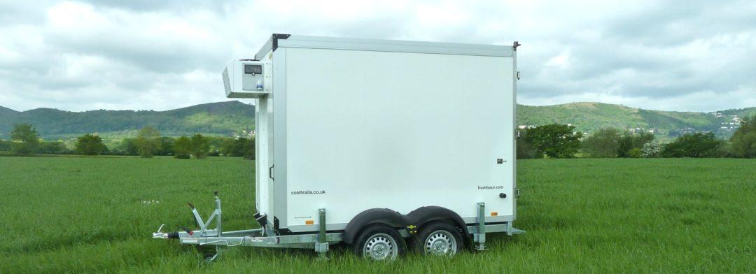 3.0m fridge trailer for hire