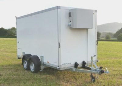 4m Cool-Plus fridge trailer