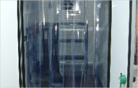 PVC thermal strip curtain