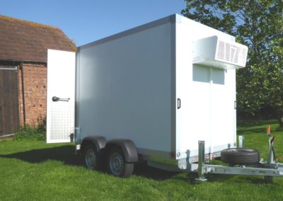 Vario-Temp Freezer Trailer