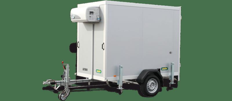 3.0m Multi-Cool freezer trailer