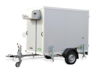 2.5metre Unsinn trailer