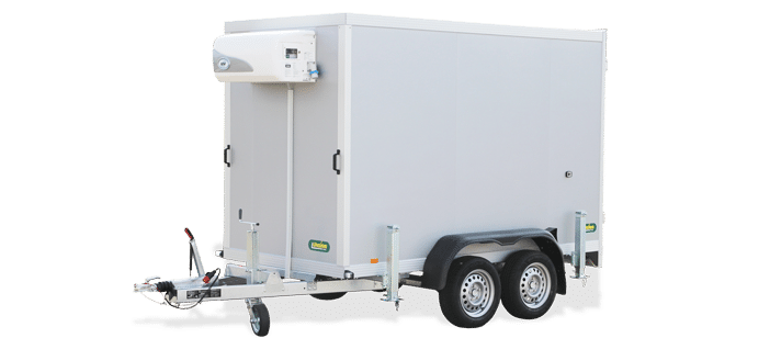 3.0m Multi-Cool freezer trailer