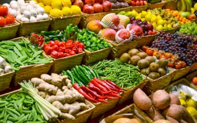 HOW TO KEEP YOUR FRUIT AND VEGETABLE STALL FRESH
