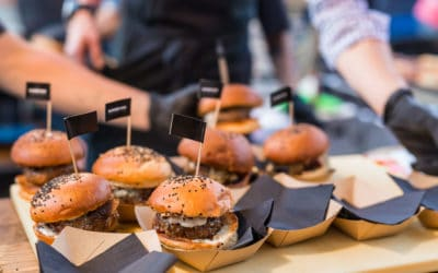 TOP TIPS FOR SETTING UP AT A FOOD FESTIVAL